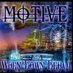MOTIVE: Worn Down Dream CD A la Slayer, Lamb of God, Metallica, Megadeth,Testament, Slipknot, Pantera, Anthrax. Check samples