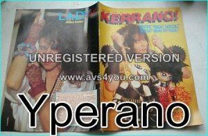 KERRANG No. 87 WASP (Blackie) Cover, Blue Cheer, Twisted Sister, Toto, Ramones, Glenn Hughes, Terraplane, White Sister
