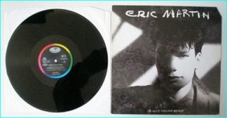 ERIC MARTIN BAND: im only fooling myself LP (Mr. Big singer) Check videos