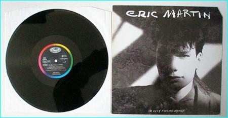 ERIC MARTIN BAND: im only fooling myself LP (Mr. Big singer) Check videos