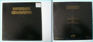 VARIOUS ARTISTS : Metal Plated (1983) N.W.O.B.H.M compilation LP. Demon Eyes, Badger, Blaspheme, Vulcain etc.