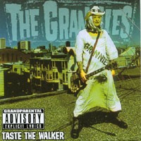 GRANNIES: Taste The Walker CD punk-metal with humor. GBH Husker Du cover versions. Audio samples.