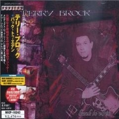 Terry BROCK: Back to Eden CD mega singer (rich, soaring tenor) with Strangeways, The Sign. atmospheric A.O.R. CHECK samples