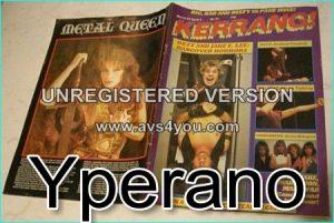 KERRANG No. 64. April 1984 (Ozzy Osbourne, Ratt, Vandenberg, Manowar, Ratt, Grim Reaper, Whitesnake, Rods