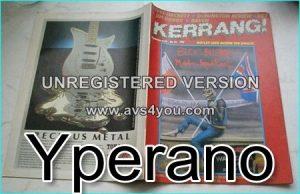 KERRANG 76 SEPT 1984 Eddie Iron Maiden in Poland cover, Manowar, Di Anno, Stratus,Baron Rojo, Raven, YnT