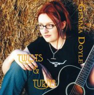 GEMMA DOYLE: Twists n Turns CD Australian import. A.O.R. / country. Talented young singer / songwriter. Check sample