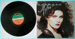 Alannah MYLES LP [Contains the classic Black Velvet. CHECK VIDEO]