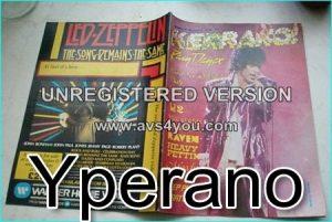 KERRANG No. 82 NOV 1984 Prince, U2, Dokken, Raven, Heavy Pettin, Deep Purple, Gary Moore