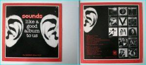 Sounds Like A Good Album To Us - The Sounds Album Vol. II. Vinyl LP, Promo, Compilation
