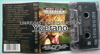 Born to be Wild II Tape 18 Rock Classics