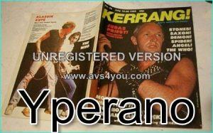 KERRANG NO. 20 JULY 1982 Judas Priest (cover), Thin Lizzy, Rolling Stones, Uriah Heep, Saxon, Hanoi Rocks, Demon, Motorhead