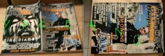 Metal Hammer 227, 11/2003 Nov. Judas Priest on cover, King Diamond on cover, Omen, Anathema, U.D.O., Dimmu Borgir, Machine Head