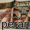 KERRANG NO. 17 JUNE 1982 Aldo Nova, Queen, Deep Purple, Anvil, Meat Loaf, Blackfoot, Twisted Sister, Raven, Baron Rojo
