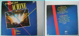 ROCK MACHINE: compilation LP (Hard Rock, Metal)
