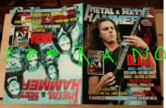 Metal Hammer 164, 9/98 Sept 1998. Angra on cover, Death on cover, Power Metal Special, Iron Maiden, Iced Earth, Rotting Christ