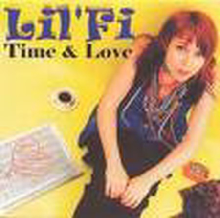 LIL FI: Time & Love CD -Australian Roots, Blues and Rockabilly. ..s