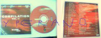 Compilation Vol II PROMO CD. Ultra rare w. Timo Tolkki, (Stratovarius), Dew-Scented, Gurd, Requiem, etc. s