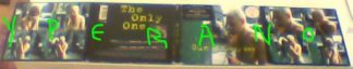 GUN: The only one CD PROMO digipak. 4 songs incl. The Smiths, Rage Against the Machine, Lenny Kravitz covers. Check videos