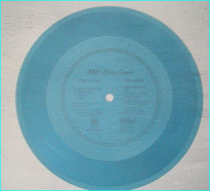"""Y&T (Hell Or High Water + Black Tiger + Forever) + Billy Squier (Everybody Wants You + Emotions In Motion) FLEXI DISC 7"""""""