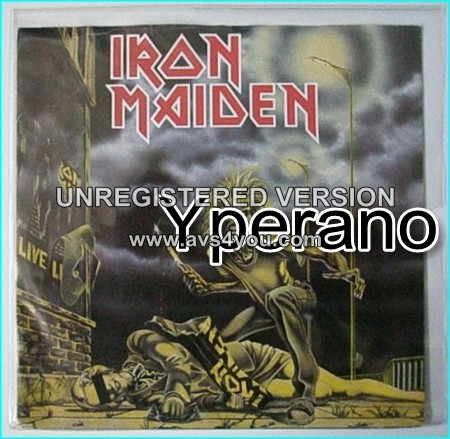 "IRON MAIDEN: Sanctuary 7"" +Drifter (Live at the Marquee, London 1980)+I've Got the Fire (Live at the Marquee)"