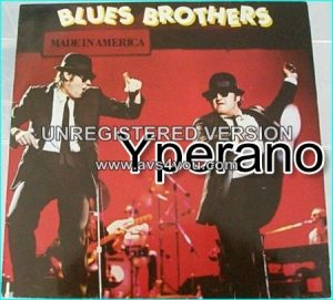 Blues Brothers: Made In America LP. s.