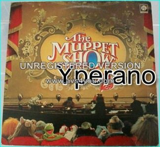 Muppet Show 2. Gatefold LP. Check videos