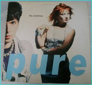 The Primitives: Pure LP (fully) SIGNED / autographed Check video