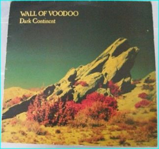 Wall of Voodoo: Dark Continent LP. Great Los Angeles new wave. Check videos