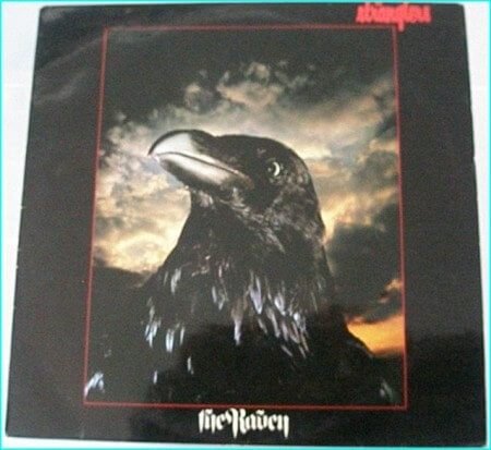 The Stranglers: The Raven LP. UK with inner. Check videos