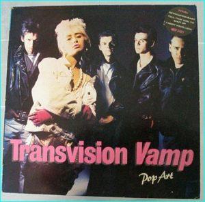 Transvision Vamp: Pop Art LP-Marvellous Check videos
