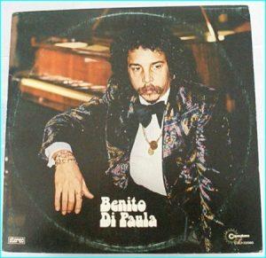Benito Di Paula: Benito Di Paula (s.t) LP. Brazilian Samba - Folk - Soul - Groove.