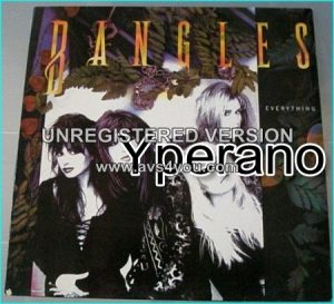 Bangles: Everything LP (with inner: lyrics + photos). Contains Eternal Flame Check videos