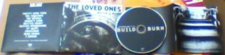 The LOVED ONES: Build n Burn CD. (Digi pack paper bag) Modern Punk. s + video