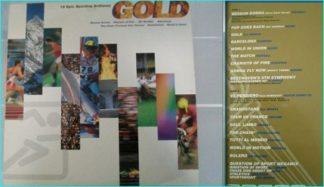 Gold Sporting Anthems LP (18 Epic Sporting Anthems) [Compilation]. s.
