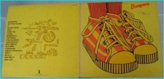 VARIOUS: Bumpers (gatefold) Double 2LP 1970. s.