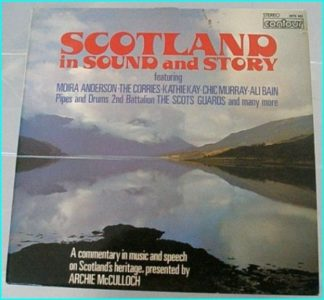 Scotland in sound and story LP