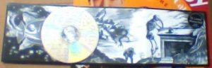 TIA CARRERA: Heaven / Hell EP Promo CD digi pack (33 minutes of music). Stoner Rock, Psychedelic Rock..