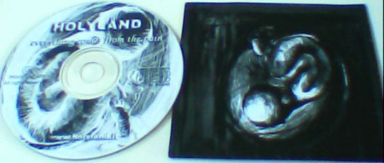 HOLYLAND: Everything Comes from the Pain CD Self released 2006. s, free for orders of £20+