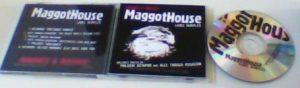 V.A - MAGGOTHOUSE: Irritate & Innovate CD (label sampler). Incl. the artists: Octopod, Jazz Thrash Assasin, Phluxm. Free £0