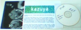 KAZUYA: s.t CD Indie Rock from Wales. s. Free for orders of £15+