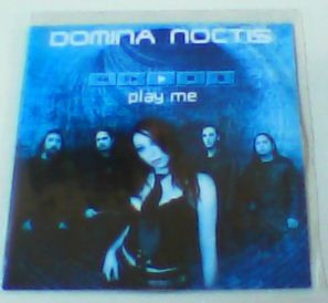 DOMINA NOCTIS: Play me CD Gothic / Metal / Rock. s. Free £0 for orders of £18+