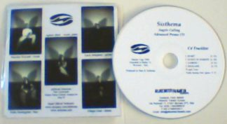 SISTHEMA: Angels calling CD. Gothic Metal. (Promo Advance CDr 2006). Free £0 for orders of £15+