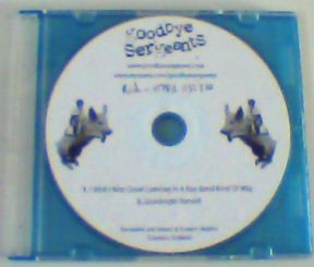 GOODBYE SERGEANTS: s.t CD s. Free £0
