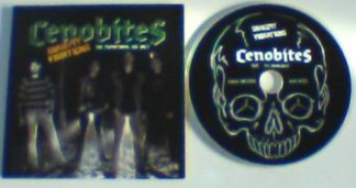 CENOBITES: Snakepit Vibrations CD unique mix from Streetpunk + Psychobilly. (White Zombie / Rob Zombie cover!!)