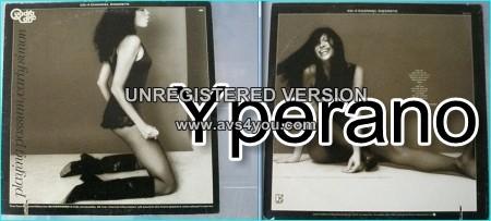 Carly Simon: playing possum LP RARE quadraphonic disc, CD-4 Channel Discrete!