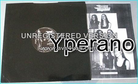 "BIRD SQUAD: Shadowstalking 12"" Insanely hard to find. ULTRA / SUPER RARE!!! London (?) / UK female pop / dance / rock band. 1997"