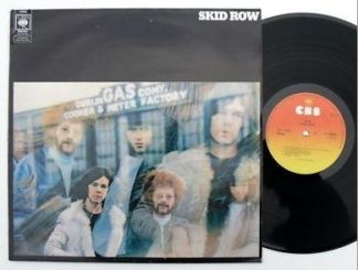 SKID ROW: Skid Row LP 63965 October 1970 Near mint RARE. with GARY MOORE