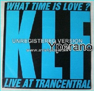 "KLF: What time is Love Live at trancentral + Technogate 7"" Check video!!"