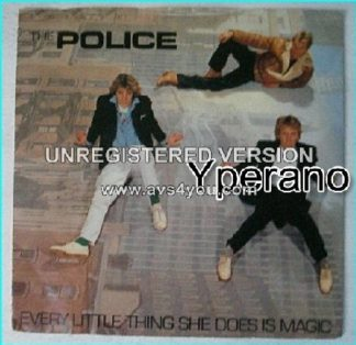 The POLICE: Every Little Thing She Does Is Magic + Flexible Strategies (unreleased) UK. Check video