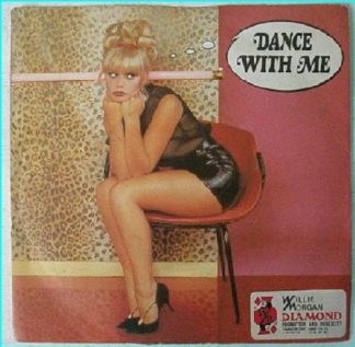 "Johnny WARMAN: Dance with me + King Robot 7"" Super sexy woman on cover"